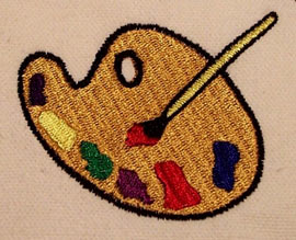 custom digitized embroidery